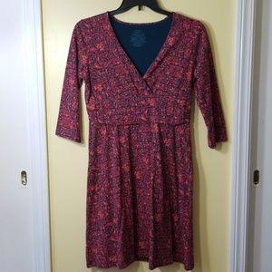 Patagonia Dresses - Patagonia Margot 3/4 Sleeve Dress